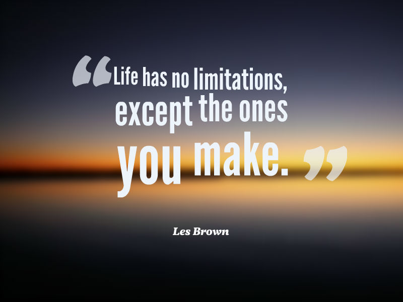 Les Brown Quotes Impressive 10 Highly Inspirational Les Brown Quotes To Live Your Dreams  The
