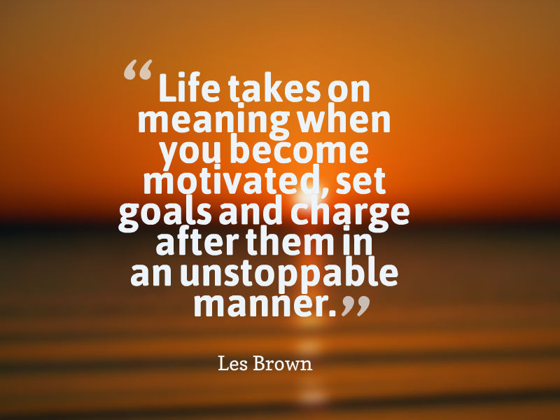 10 highly inspirational les brown quotes to live your