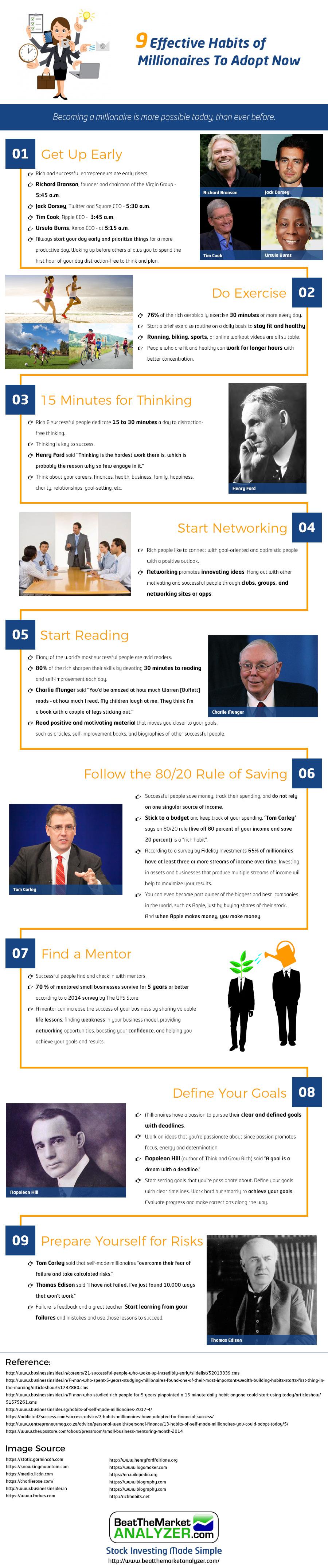 millionaire success habits book pdf