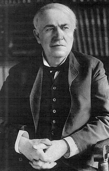 Thomas Edison Quotes