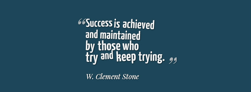 10 Highly Inspirational W Clement Stone Quotes The Inspiring Journal