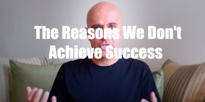 robin sharma the reason we dont achieve success