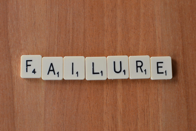31 major causes of failure - think and grow rich