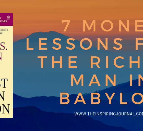 7 Money Lessons from The Richest Man in Babylon
