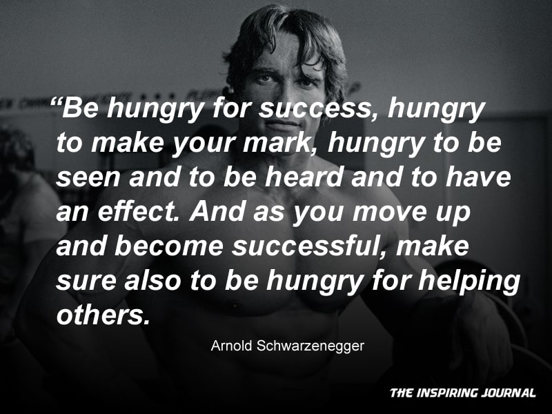 Arnold Schwarzenegger Quotes About Life Success Gym Bodybuilding Motivation Quotes Success Quotes Life Quotes The Inspiring Journal