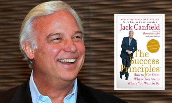 jack canfield quotes success principles lessons quotes