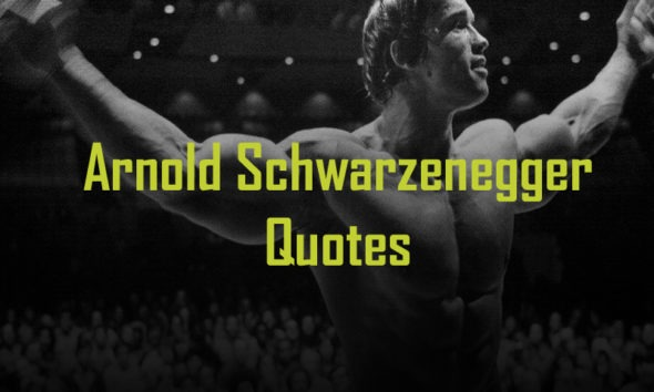 top 10 Arnold Schwarzenegger quotes gym