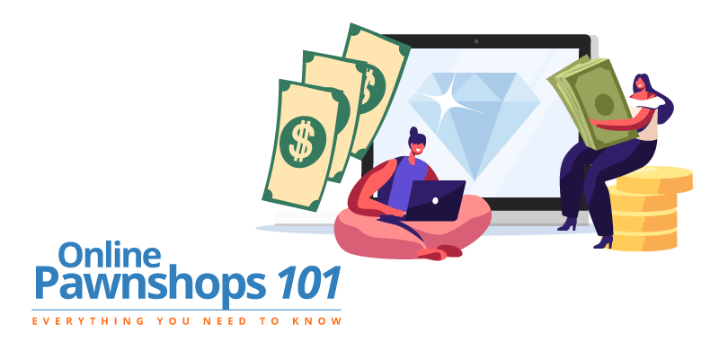 Online-Pawnshops